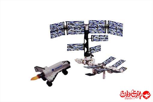 اسباب-بازی-لگو ایستگاه فضایی بین المللی 176 تکه