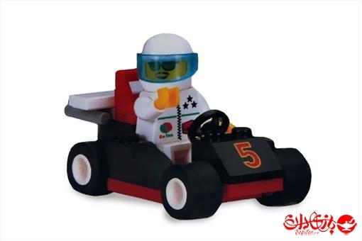 اسباب-بازی-لگو مینی ماشین مسابقه ای 24 تکه