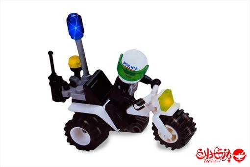اسباب-بازی-لگو موتور پلیس 26 تکه