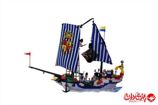 اسباب-بازی-لگو کشتی جنگی سلطنتی 310 تکه