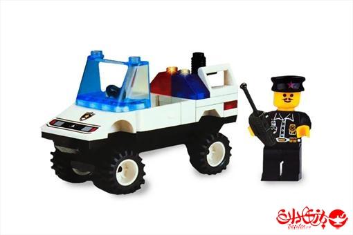 اسباب-بازی-لگو ماشین های پلیس گشت 39 تکه