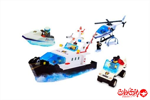 اسباب-بازی-لگو گروه عملیات دریایی ٤٣٤ تکه
