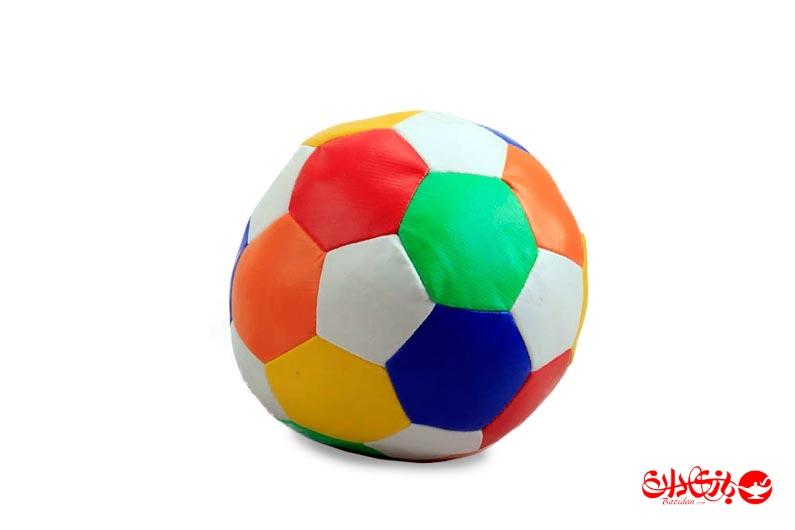 تصویر-شماره-1-توپ-توری-نرم-رنگی-فوتبال-بزرگ