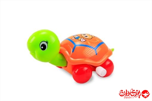 اسباب-بازی-لاک پشت کوکی نشکن کودک