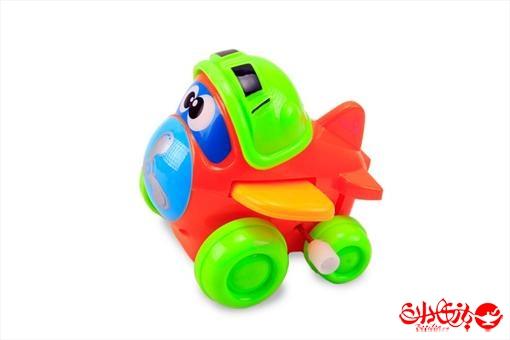 اسباب-بازی-هواپیمای کوکی نشکن