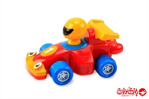 اسباب-بازی-ماشین قدرتی نشکن کوچک مسابقه ای شماره 1