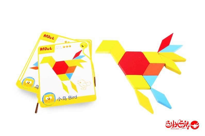 تصویر-شماره-1-پازل-چوبی--بریکس-با-کارت