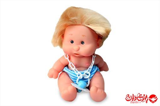 اسباب-بازی-عروسک پسر توپولی آوازخوان طرح فشن سایز 1