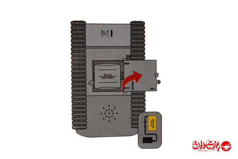 تصویر شماره 6  جرثقیل رادیو کنترلی  8 کانال شارژی