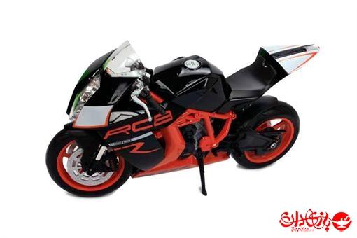 اسباب-بازی-ماکت موتور فلزی مارک ویلی