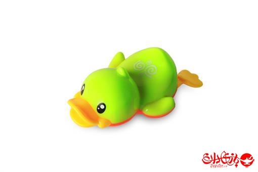 اسباب-بازی-جوجه اردک شناور متحرک