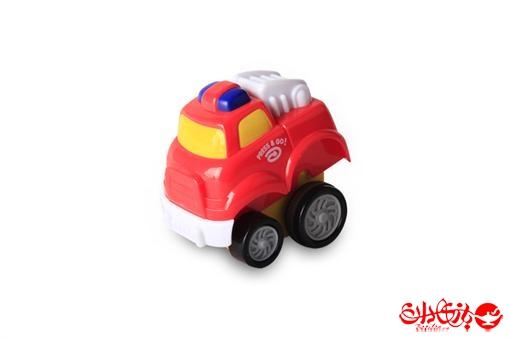 اسباب-بازی-ماشین آتش نشانی قدرتی نشکن فشاری مارک کین وی