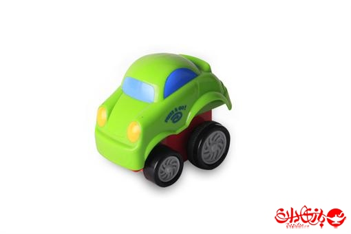اسباب-بازی-ماشین  قدرتی نشکن فشاری سبز مارک کین وی