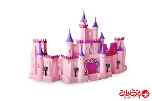 اسباب-بازی-قصر زیبایی رویایی موزیکال چراغ دار
