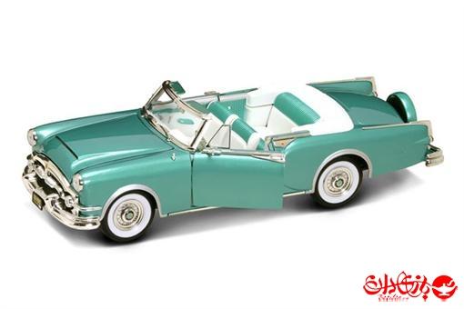 اسباب-بازی-ماشین فلزی پکارد کاربین مدل 1953
