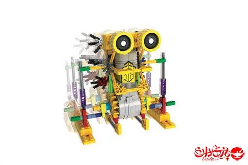 اسباب-بازی-ربات ساختنی مدل اسکوتر 125 قطعه