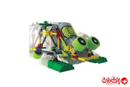 اسباب-بازی-ربات ساختنی مدل هوپر 118 قطعه