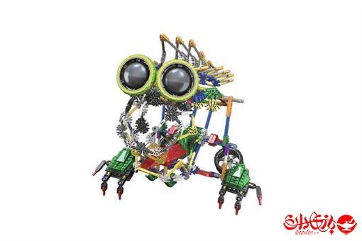 اسباب-بازی-ربات ساختنی مدل جامپ ٣٩٩ قطعه