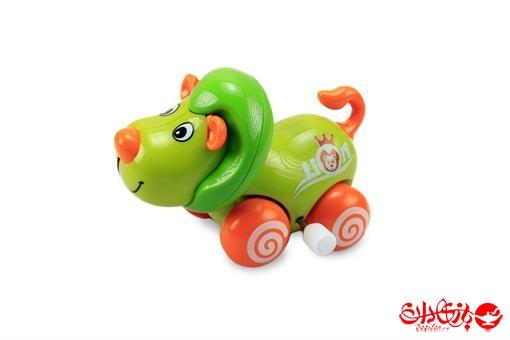 اسباب-بازی-شیر کوکی نشکن کودک
