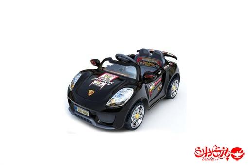اسباب-بازی-ماشین شارژی پورشه CARRIER کنترلی تک موتوره