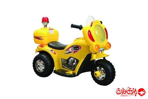 اسباب-بازی-موتور شارژی پلیسی S3