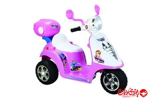 اسباب-بازی-موتور شارژی وسپا V١