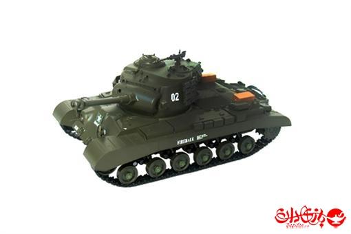 اسباب-بازی-تانک شلیک کن رادیو کنترلی ژرمن M٤