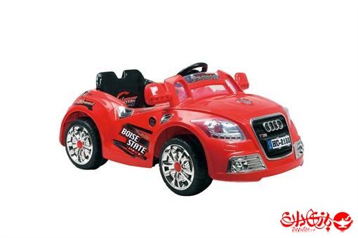 اسباب-بازی-ماشین شارژی دو موتوره آئودی TT کنترلی