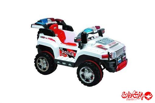 اسباب-بازی-ماشین شارژی تک موتوره هامر S٢ کنترلی
