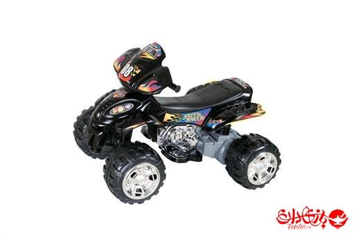 اسباب-بازی-موتور شارژی چهارچرخ ساحلی بزرگ دوباتری و دو موتوره