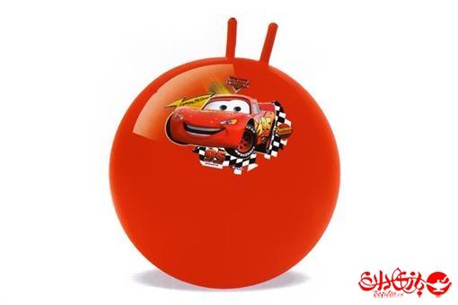 اسباب-بازی-توپ جامپینگ بادی طرح مک کوئین مارک دیزنی