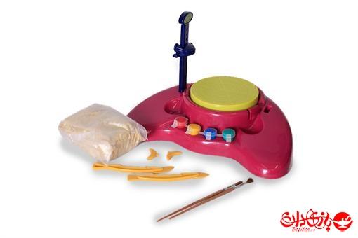 اسباب-بازی-چرخ سفالگری کودک مارک Play Go