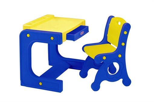 اسباب-بازی-میز تحریر 1 نفره ساخت کره مارک Haenim toy