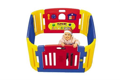 اسباب-بازی-پارک و حفاظ کودک موزیکال ساخت کره مارک Haenim toy