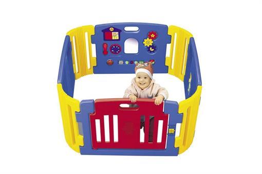 اسباب-بازی-پارک و حفاظ کودک ساخت کره مارک Haenim toy