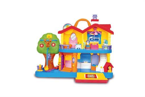 اسباب-بازی-کلبه کودک پسرانه KIDDIELAND