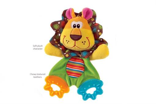 اسباب-بازی-عروسک شیر دندانگیردار playgro