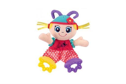 اسباب-بازی-عروسک دختر دندانگیردار playgro