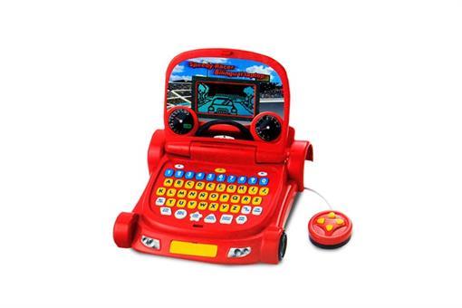 اسباب-بازی-لپ تاپ آموزشی دو زبانه اسپیدی مارک winfun