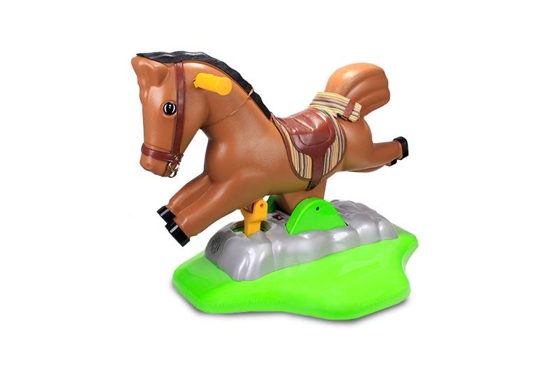 تصویر شماره 3  اسب موزیکال متحرک سوار شدنی