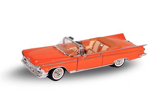 اسباب-بازی-ماشین فلزی کلکسیونی مدل buick1959 مارک Yatming