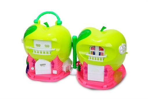 اسباب-بازی-خانه ویلایی سیب