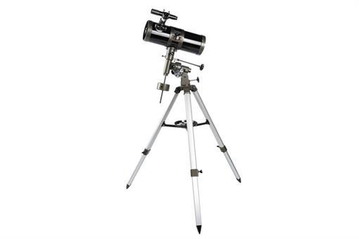 اسباب-بازی-تلسکوپ نجومی 4.5 اینچ حرفه ای با پایه آلومینیومی با گارانتی قطعات