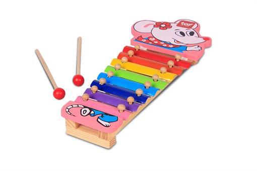 اسباب-بازی-بلز طرح موش چوبی مارک Toy-Plus