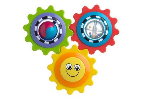 اسباب-بازی-جغجغه خورشیدی سه مدلی playgro