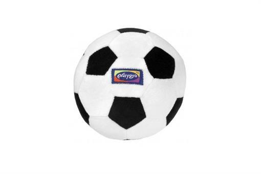 اسباب-بازی-توپ دو رنگ پارچه ای سفید و مشکی Playgro