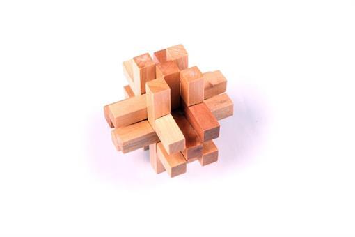 اسباب-بازی-سازه کروی کوچک چوبی مارک ToyPlus