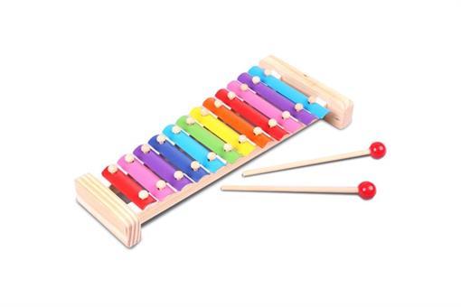 اسباب-بازی-بلز ساده چوبی مارک ToyPlus