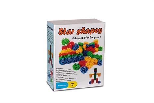 اسباب-بازی-سازه ستاره ای