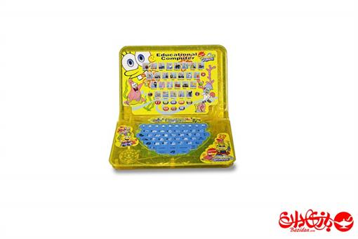 اسباب-بازی-کامپیوتر طرح باب اسفنجی